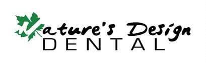 natures design dental logo 2015